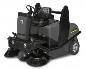 Подметальная машина Karcher KM 120/150R Bp Pack